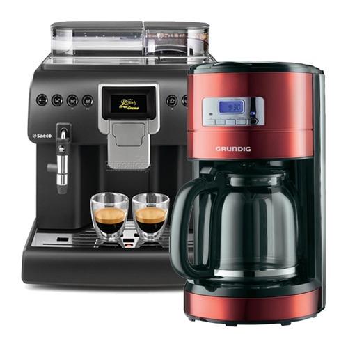 Koffie & thee apparaten