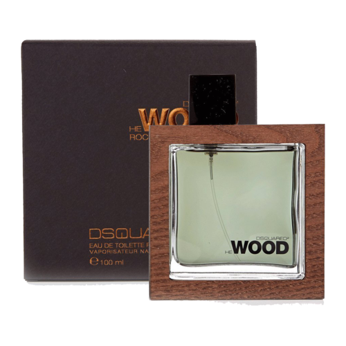 Dsquared2 He Wood Rocky Mountain Wood Eau de toilette 100 ml