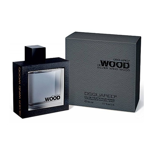 Dsquared2 He Wood Silver Wind Wood eau de toilette 100 ml