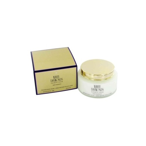 Elizabeth Taylor White Diamonds body cream 250 ml