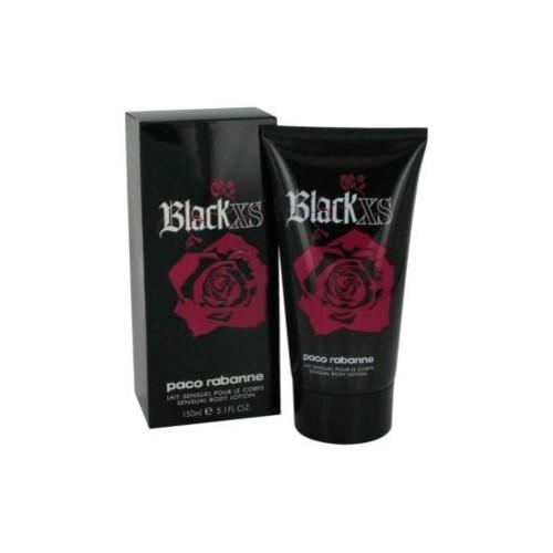 Paco Rabanne Black XS pour femme body lotion 150 ml