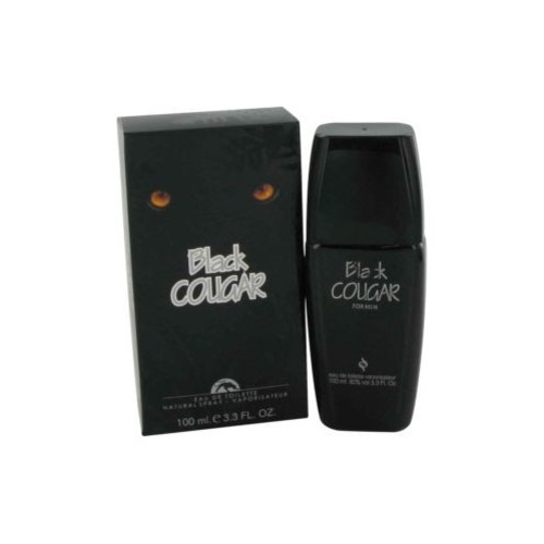 Black Cougar eau de toilette 100 ml