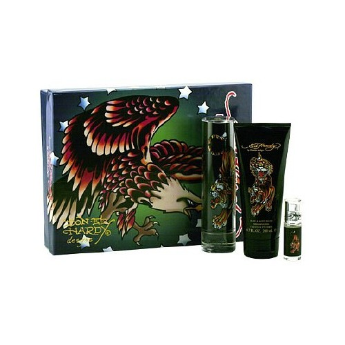 Christian Audigier Ed Hardy Men gift set