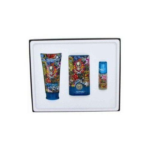 Christian Audigier Ed Hardy Hearts & Daggers Men Gift set