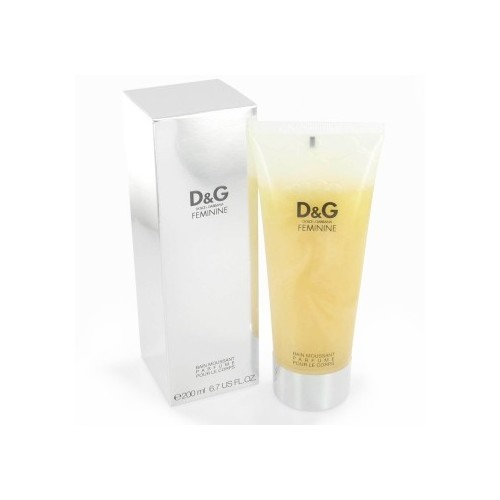 Dolce & Gabbana Feminine shower gel 200 ml