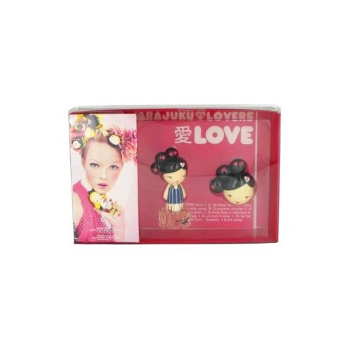 Gwen Stefani Harajuku Lovers Love gift set