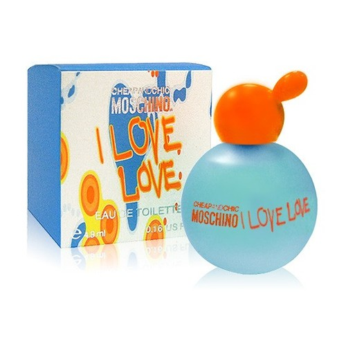 Moschino Cheap & Chic I Love Love eau de toilette mini 05 ml