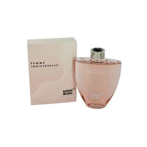 Montblanc Femme Individuelle shower gel 200 ml