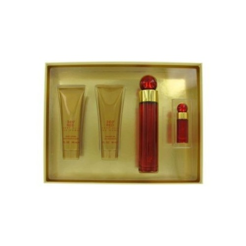 Perry Ellis 360 Red Woman gift set
