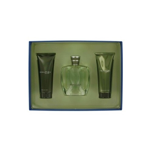Liz Claiborne Realities Men gift set