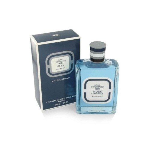 Royal Copenhagen Musk after shave lotion 240 ml