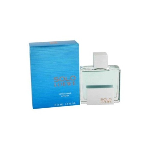 Loewe Solo Intense after shave 75 ml