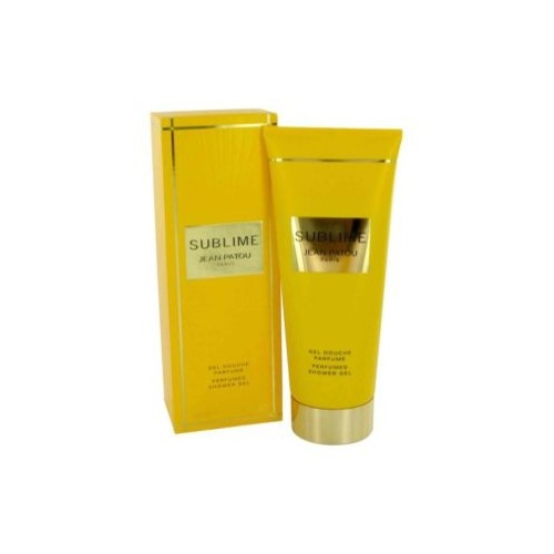 Jean Patou Sublime shower gel 200 ml