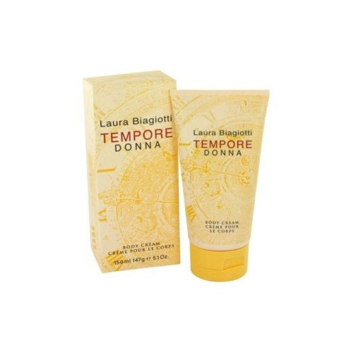 Laura Biagiotti Tempore Donna body cream 150 ml
