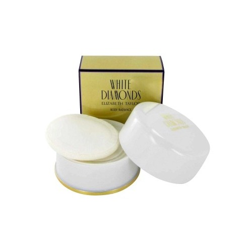 Elizabeth Taylor White Diamonds dusting powder 80 ml