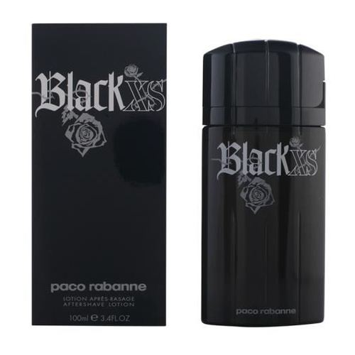 Paco Rabanne Black XS pour homme after shave lotion 100 ml