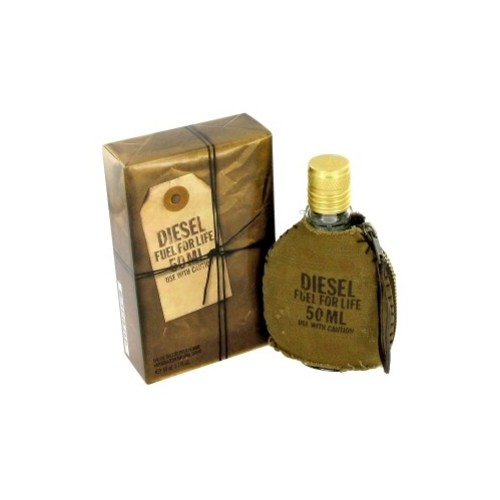 Diesel Fuel For Life Men After shave 75 ml