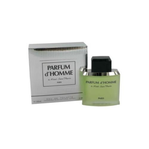 Kristel Saint Martin Parfum D'homme eau de toilette 100 ml
