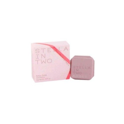 Stella In Two Peony Amber solid perfume 02 ml
