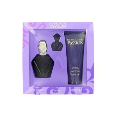 Elizabeth Taylor Passion gift set