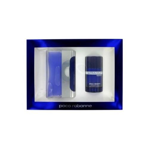 Paco Rabanne Ultraviolet Man gift set