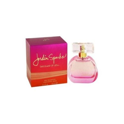 Jordan Sparks Because Of You Eau de parfum 75 ml