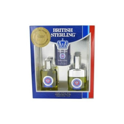 Dana British Sterling gift set