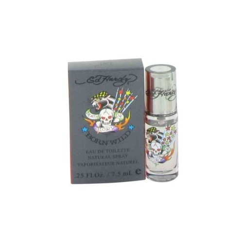Christian Audigier Ed Hardy Born Wild Men eau de toilette mini 07 ml