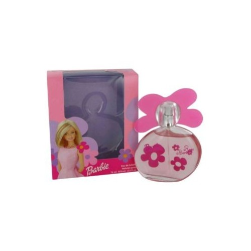 Barbie Rose Eau de toilette 75 ml