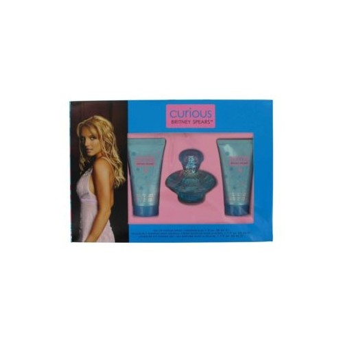 Britney Spears Curious gift set