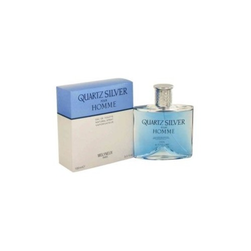 Quartz Silver eau de toilette 100 ml