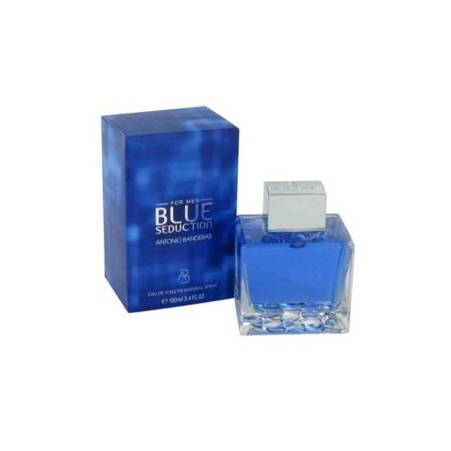 Antonio Banderas Blue Seduction eau de toilette 30 ml