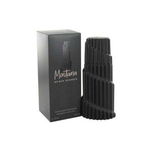 Montana Black Edition eau de toilette 125 ml