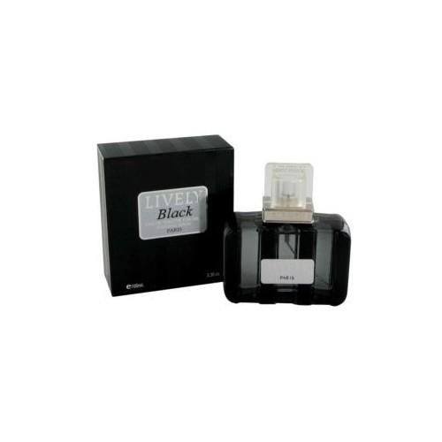 Lively Black eau de toilette 100 ml