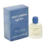 Dolce & Gabbana Light Blue pour homme eau de toilette mini 4 ml