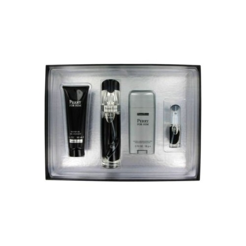 Perry Black for him gift set