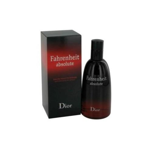 Christian Dior Fahrenheit Absolute Eau de toilette 50 ml