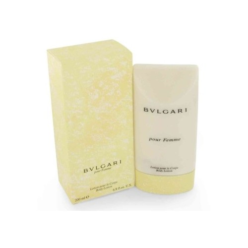 Bvlgari Pour Femme body lotion 200 ml