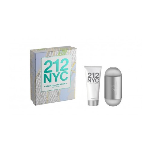 Carolina Herrera 212 NYC gift set