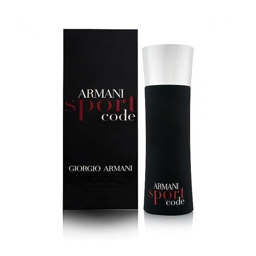 Giorgio Armani Code Sport eau de toilette 50 ml