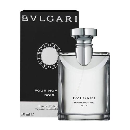 Bvlgari Pour Homme Soir eau de toilette mini 05 ml