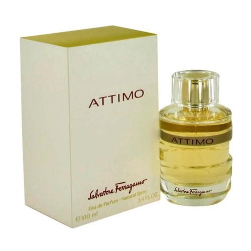 Salvatore Ferragamo Attimo eau de parfum 100 ml