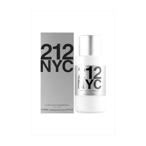 Carolina Herrera 212 NYC body lotion 200 ml