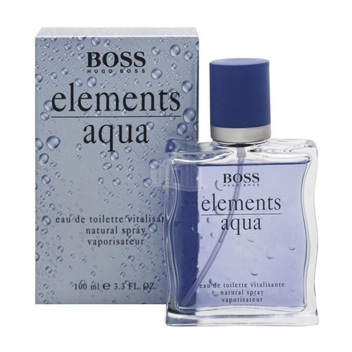 Hugo Boss Elements Aqua Eau de toilette 50 ml