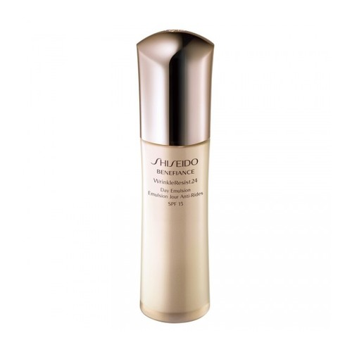 Shiseido Benefiance WrinkleResist24 Day Emulsion 75 ml SPF 15