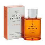 David Beckham Instinct Sport Eau de toilette 50 ml