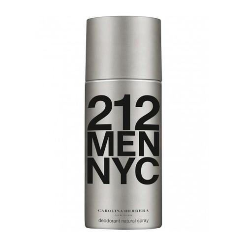 Afbeelding van Carolina Herrera 212 Men NYC Deodorant 150 ml