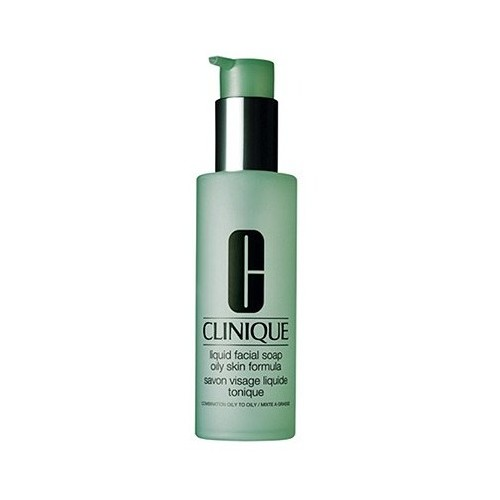Clinique Liquid Facial Soap Oily Skin Formula 200 ml