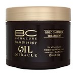 Schwarzkopf BC Oil Miracle Gold Shimmer Treatment Mask