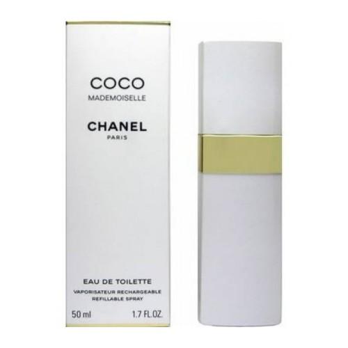 Chanel Coco Mademoiselle eau de toilette Eau de toilette refillable 50 ml